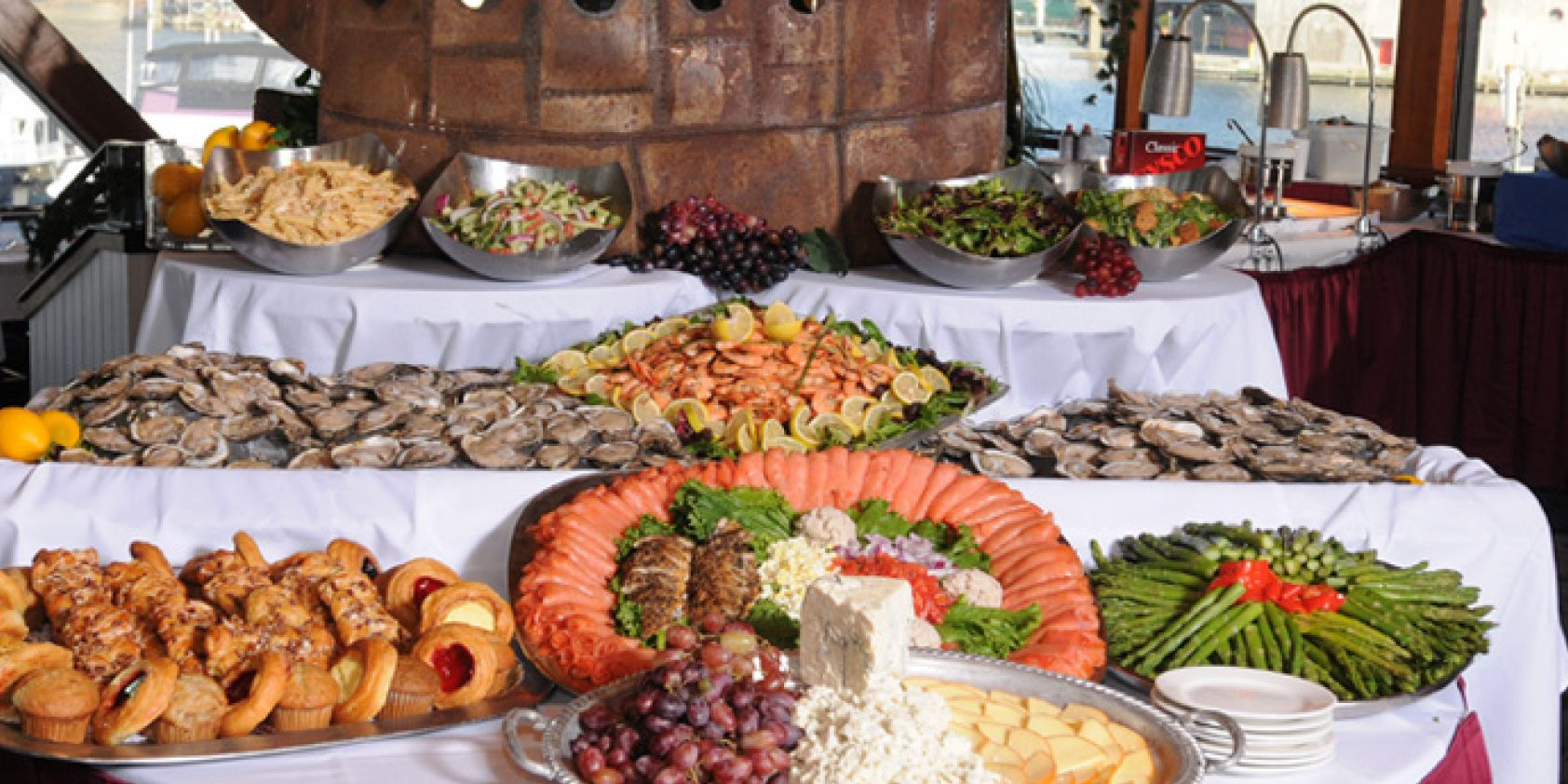 Brunch Buffet Sunday Champagne Brunch Features A Limitless Buffet To Include