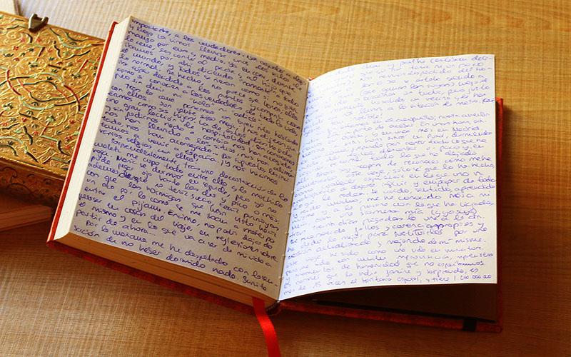 como escribir un diario personal