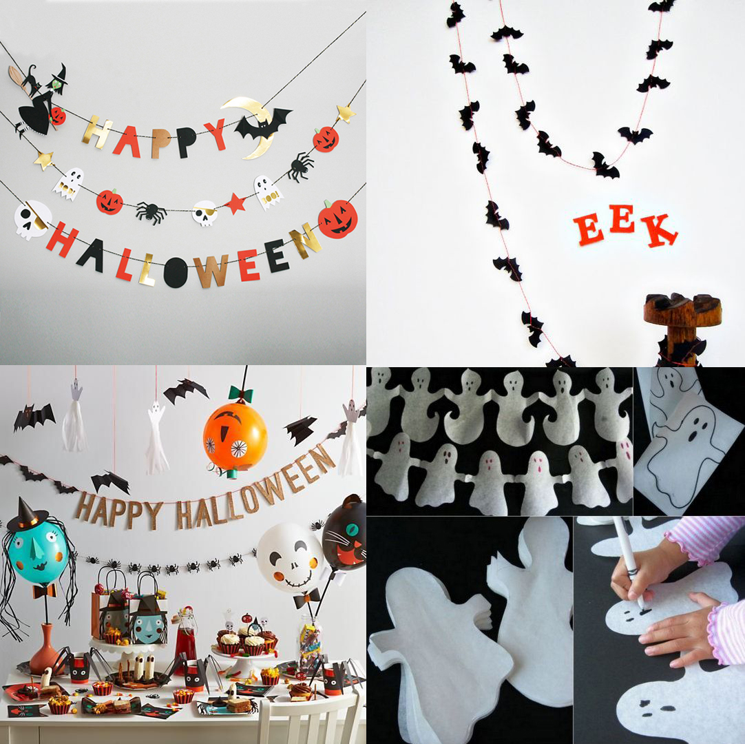Ideas Para Decorar Halloween 5 Ideas Para Decorar Una Fiesta Infantil De Halloween Rutchicote