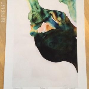 Mindscape #8 - by R.T.Brokstad - Watercolour DGA
