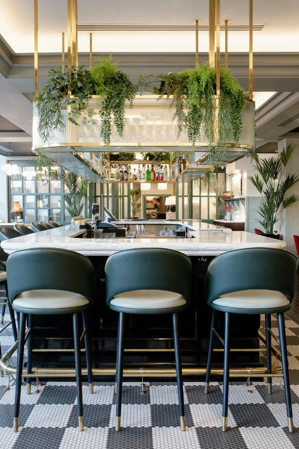 Design Interieur Hotel The Green Hotel Dublin Ruth Maria
