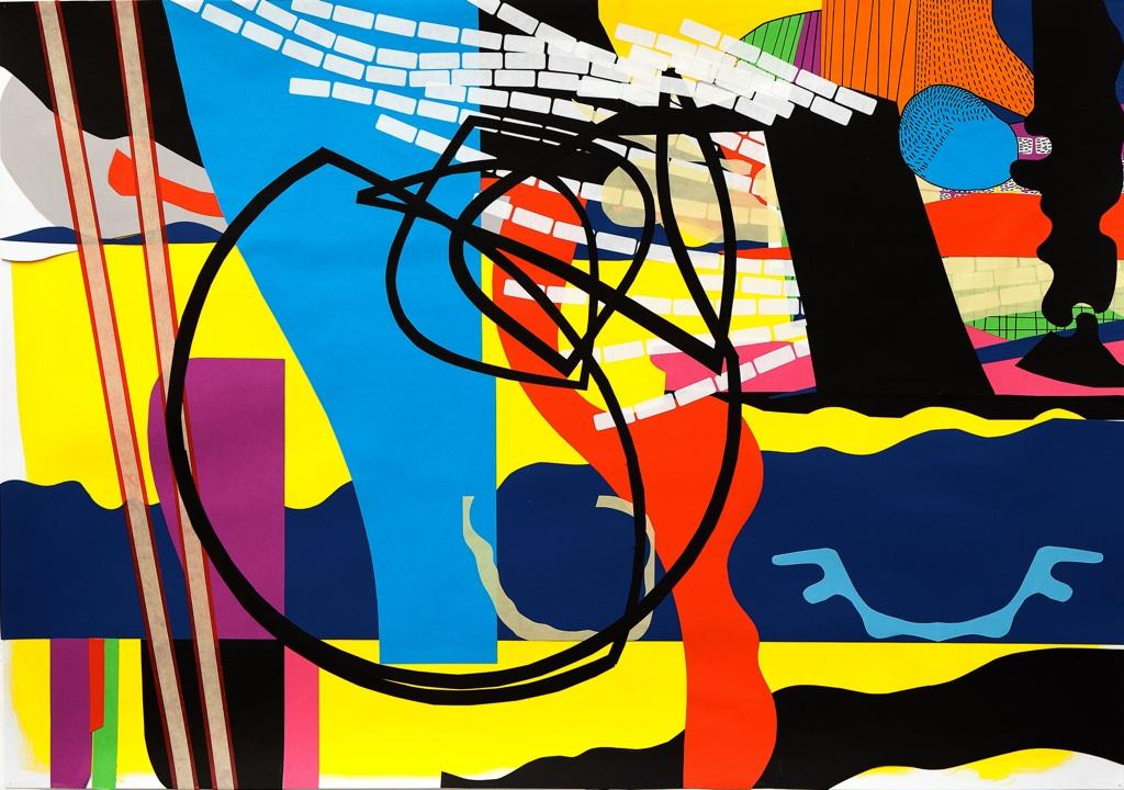 Ruth Piper \u2013 visual artist \u2013 Collage