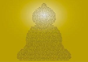 The Shadows. Budha