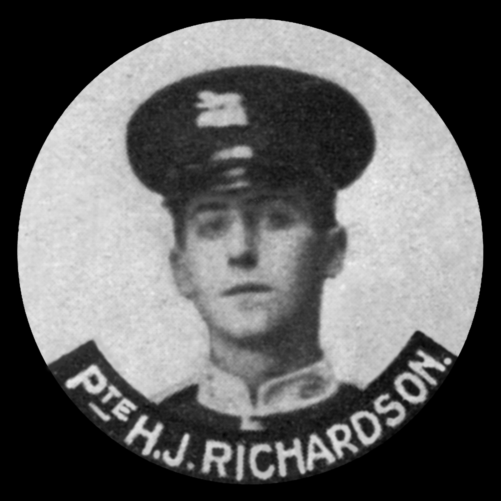 Henry James Private Henry James Richardson Rutland Remembers
