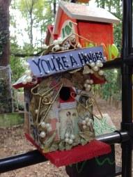 Rutledge Park Birdhouse Village