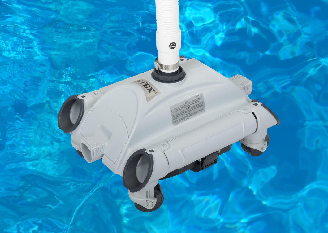 Pool Bodensauger Set Intex Automatischer Pool Bodensauger 28001