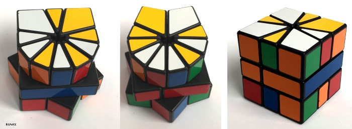 Square-1 Cube Puzzle - An overview and Beginner\u0027s Solution