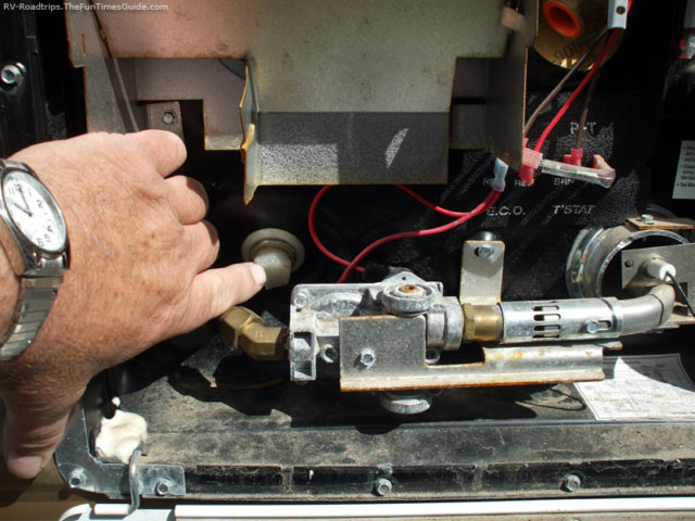 For Coachman Motorhomes Wiring Diagrams Rv Water Heater Repair The Rving Guide
