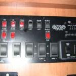 RV Control Panel