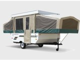 Camping Trailer RV Popup