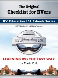 Checklists for RVers
