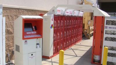 Home Depot Self Serve 5 Gallon 20 Pound LP Proane Gas Tanks