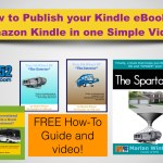 In an RV? Got Time? See how to publish your book to Kindle