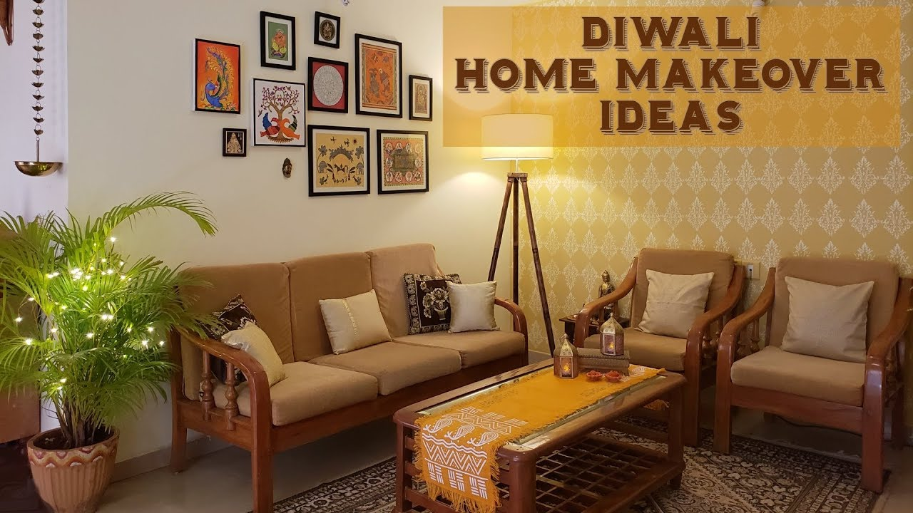 Home Interiors Decorating Ideas Fabulous Diwali Home Makeover Interior Decor Ideas 1 Interior