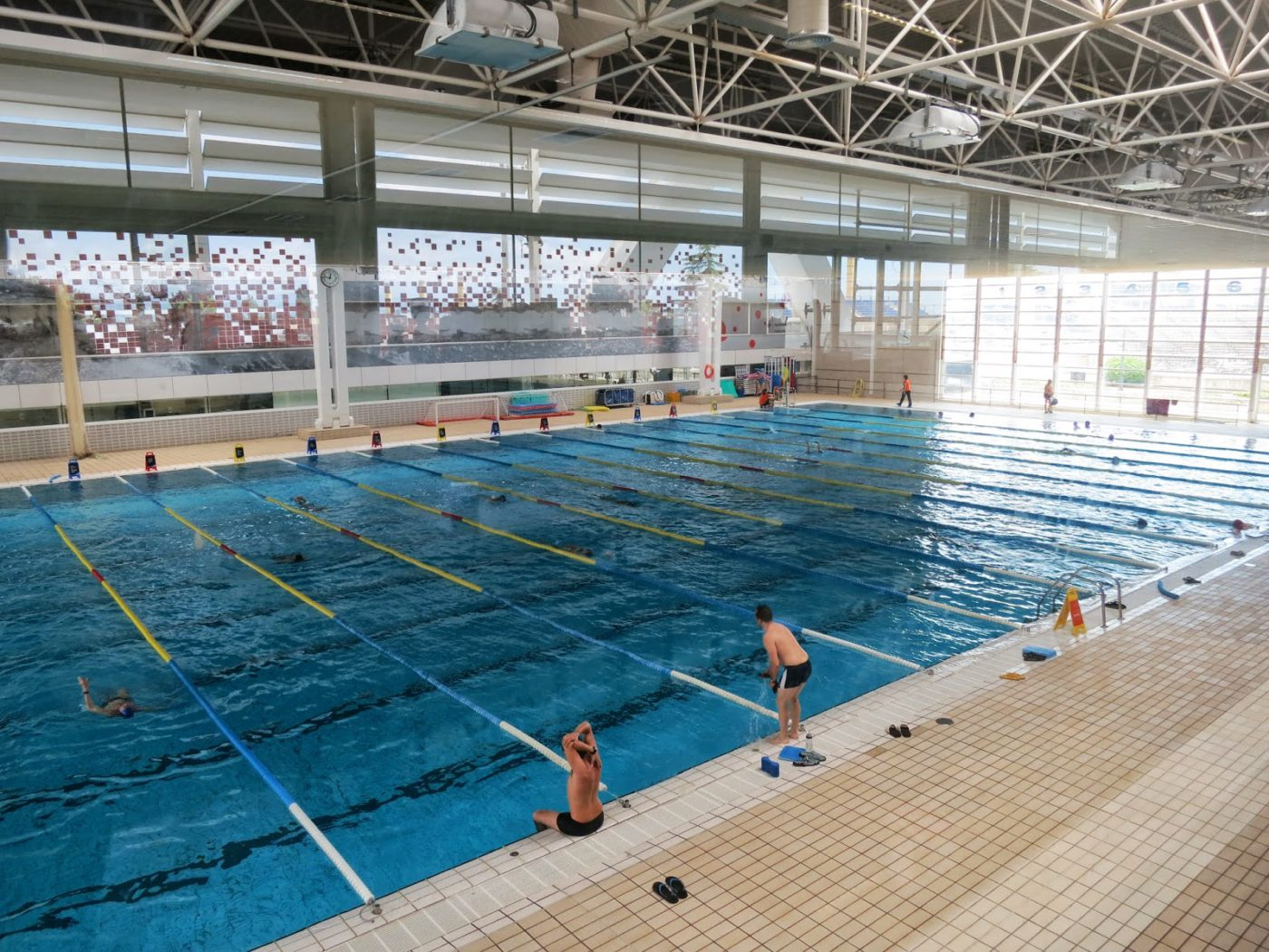 Piscines Sant Jordi The Olympic Barcelona For Your Audiovisual Productions