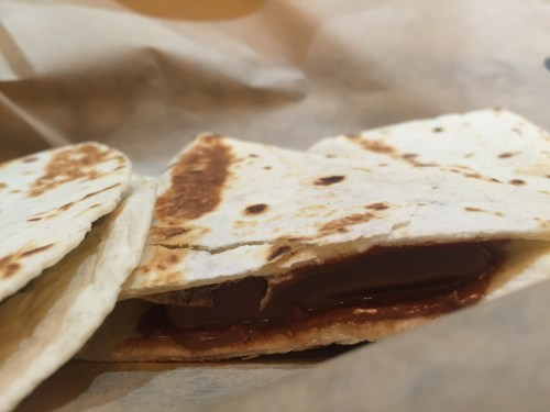 Medium Of Kit Kat Quesadilla