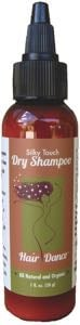 Silky Touch Dry Shampoo