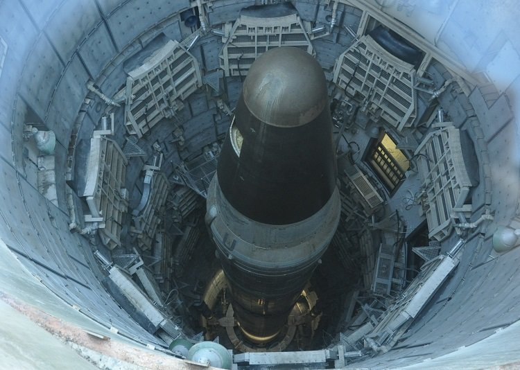 Titan Missile Photo Credit: Dave Helgeson