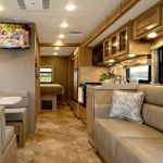 Thor Upgrades Select Class A Motorhomes for 2017