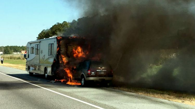 Are You Ready for RV Catastrophes?