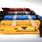 Explore the Water with the Scout Inflatable Boat on Your Next Trip