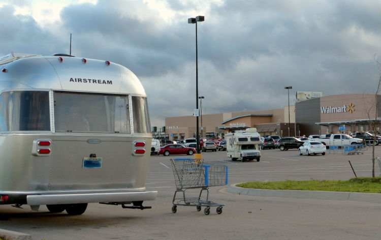 Is Walmart Camping Dangerous For RVers? - RV Life