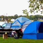 Return to the Outback with Vehicle Camping Tents for RV Toads
