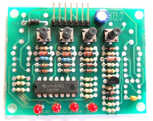 Kib Rv Monitor Panel Wiring Diagram Kib Replacement Monitor Board Assembly Subpcbm21 Rv