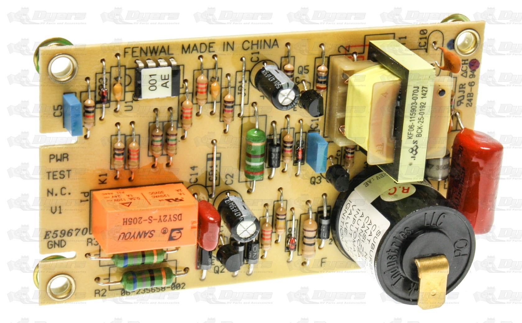 Circuit Board Heater Cfcpoland Hayward Goldline Aqualogic Main Printed Glxpcbmain Tp
