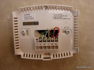 Rv Thermostat Wiring Download Wiring Diagram