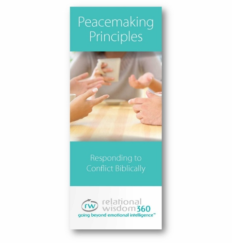 Peacemaking Principles Pamphlets