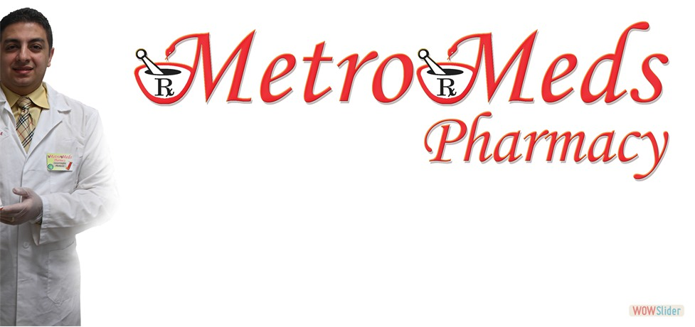 WELCOME TO METROMEDS PHARMACY