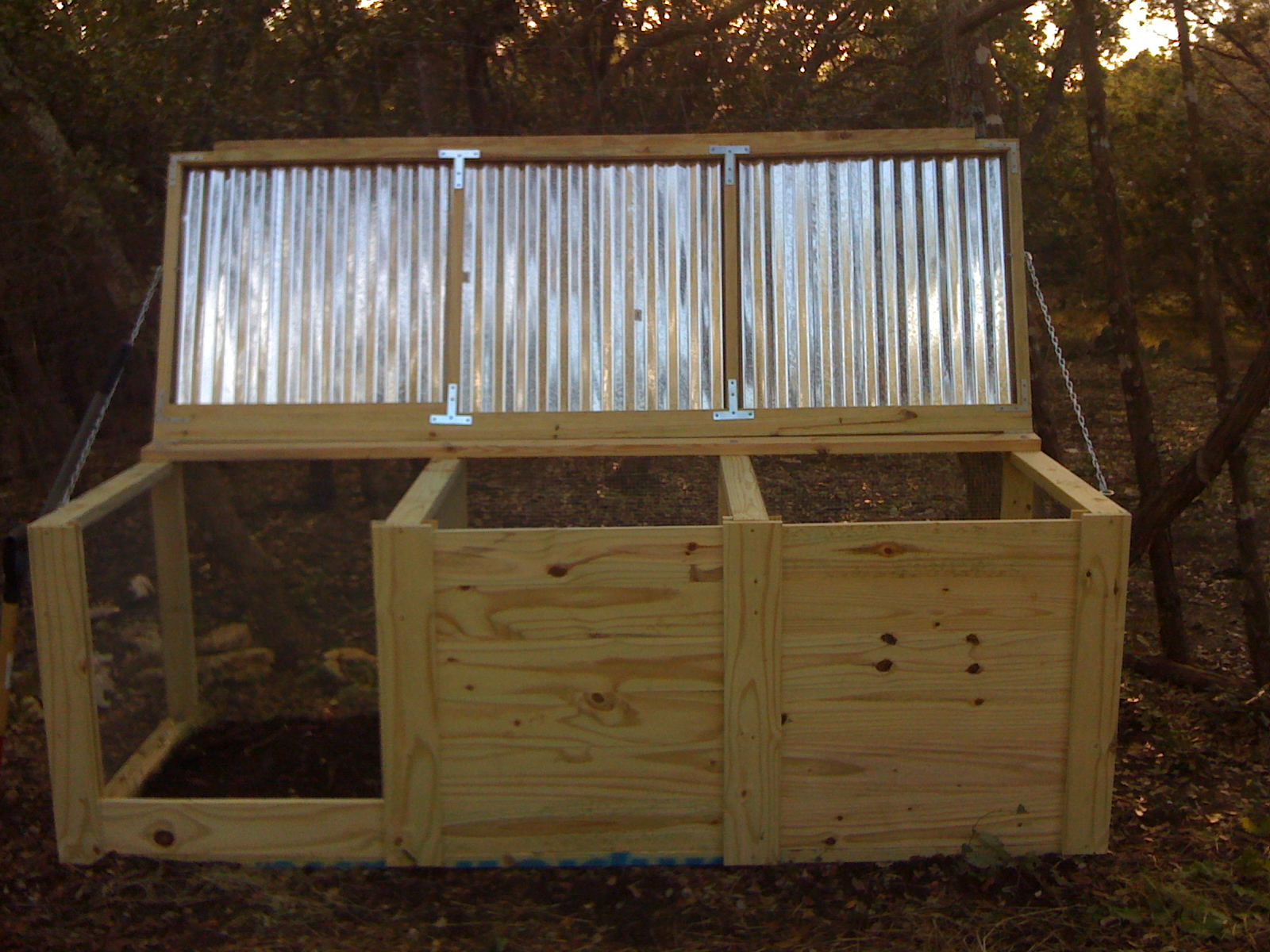 Diy Compost Bin Plans Compost Bin Ryan Boren