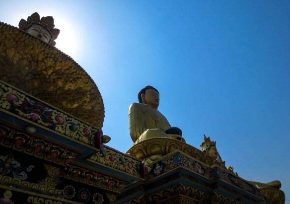 Kathmandu Buddhist Stoupa