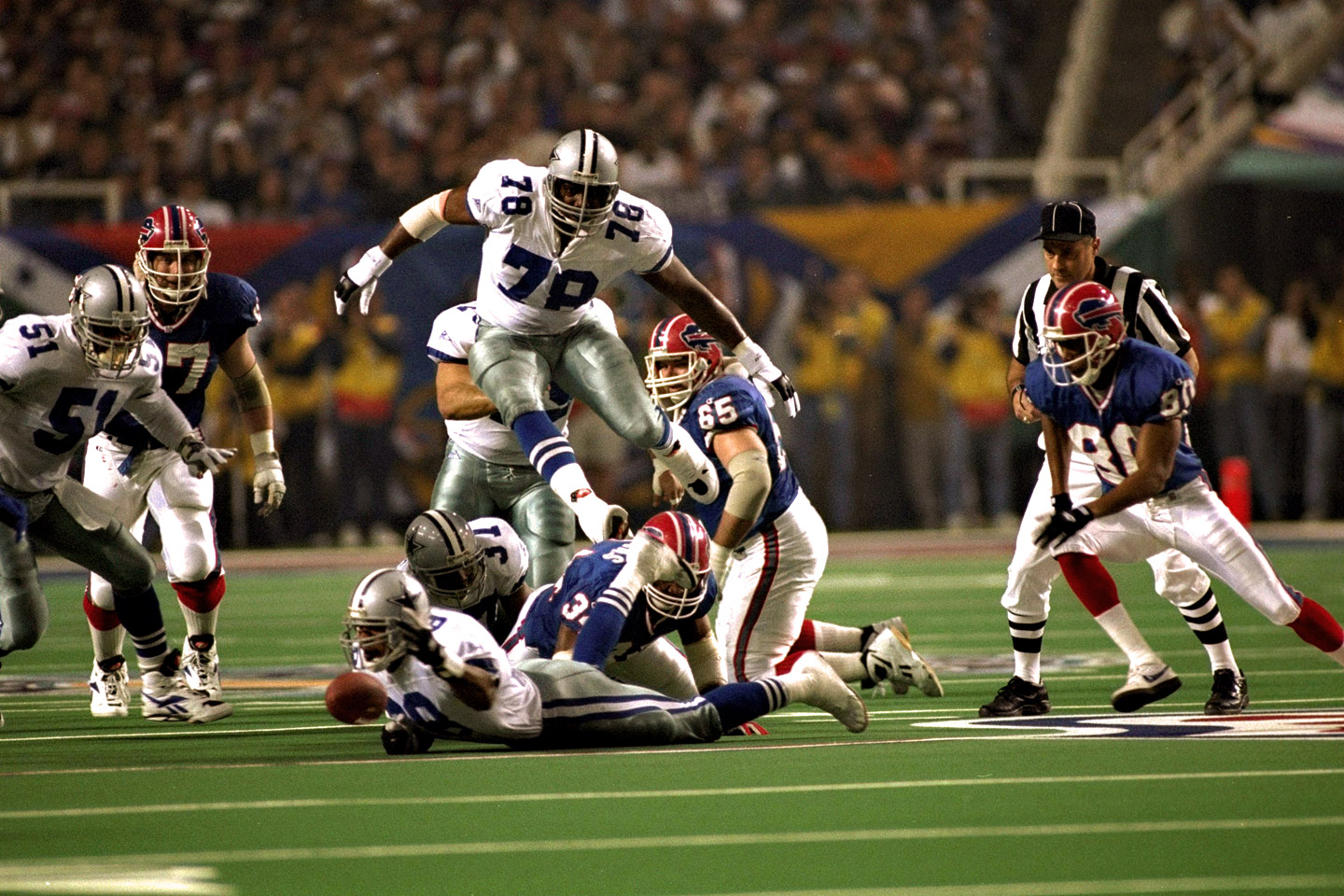 cowboys thanksgiving all time record
