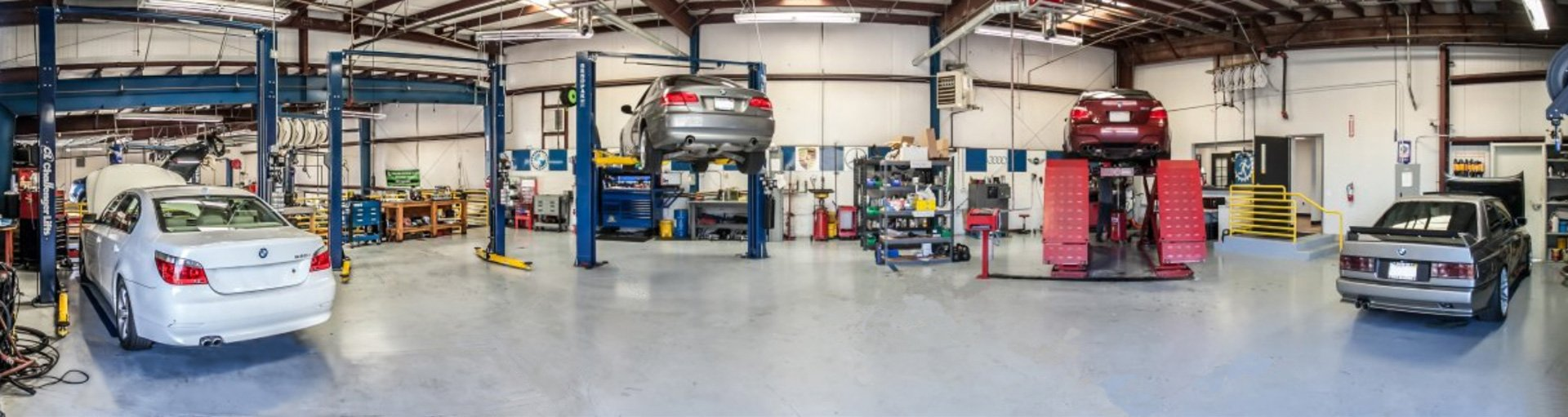 Repair Shop Auburn Bmw Service And Repair By Ryan G Motorworks