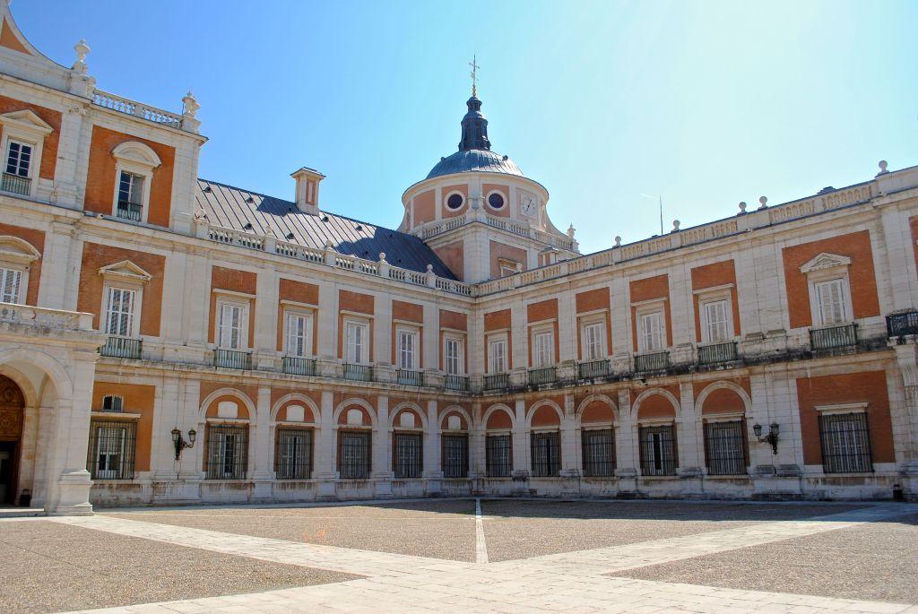 Aranjuez Palace Ext Landscape