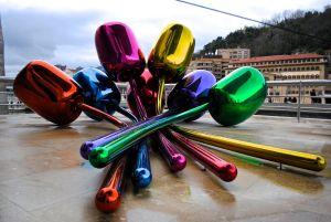 Bilbao_sculpture