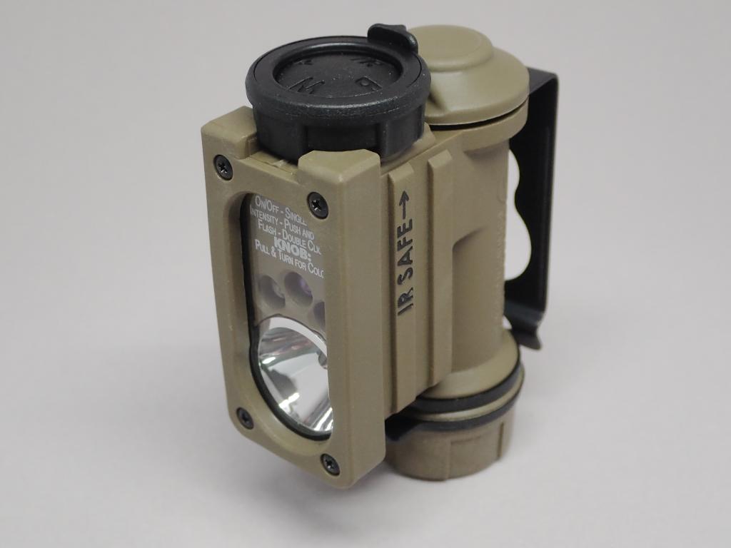 ウォーキング用LEDライト … STREAMLIGHT SIDEWINDER COMPACT II