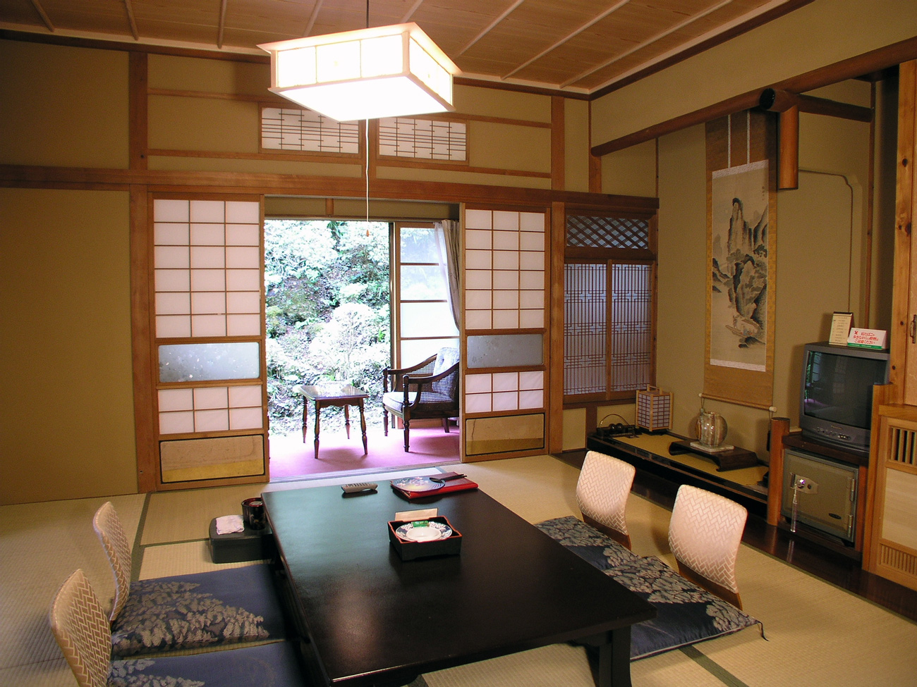 Japan Room Design Japanese Washitsu Living Room Japan Pinterest