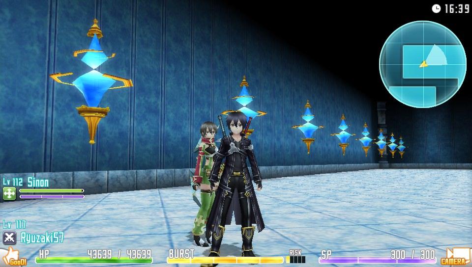 3d Floor Wallpaper Online Review Sword Art Online Hollow Fragment Xanadu