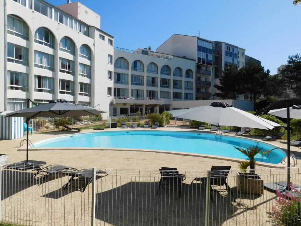 Hotel La Rochelle Port Résidence New Rochelle La Rochelle France Booking