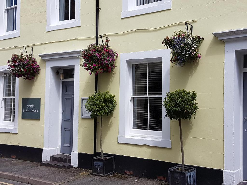 Bed And Breakfast Cockermouth Croft Guesthouse Cockermouth Uk Booking