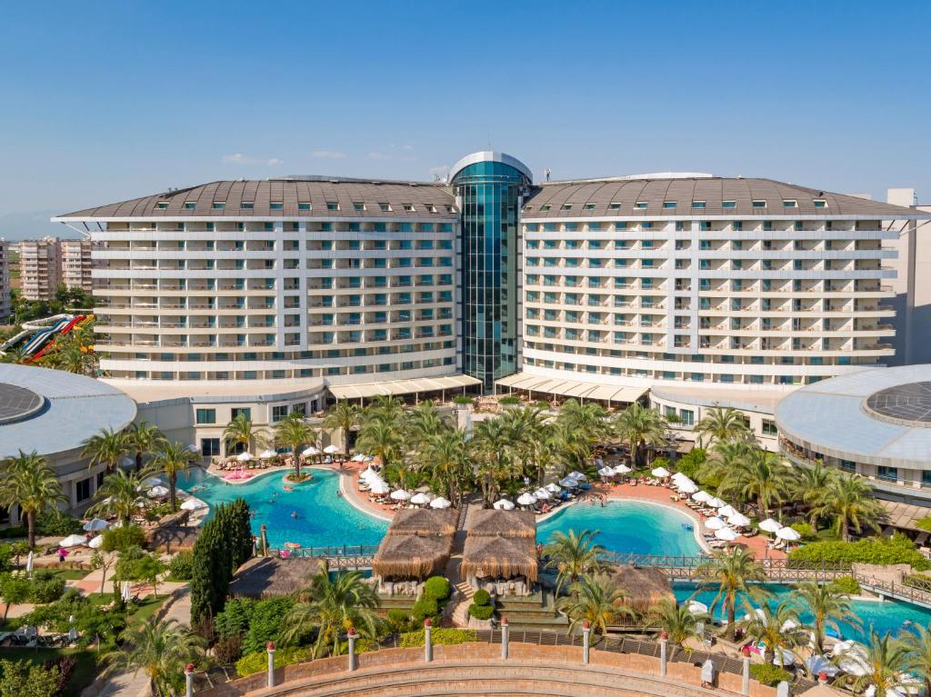 All Inclusive Turkije Prive Zwembad Resort Royal Wings Lara All Inclusive Turkije Lara Booking