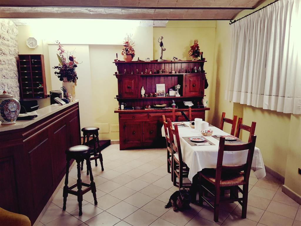 Il Ponte Just Eat Hotel Ponte San Vittorino Assisi Italy Booking