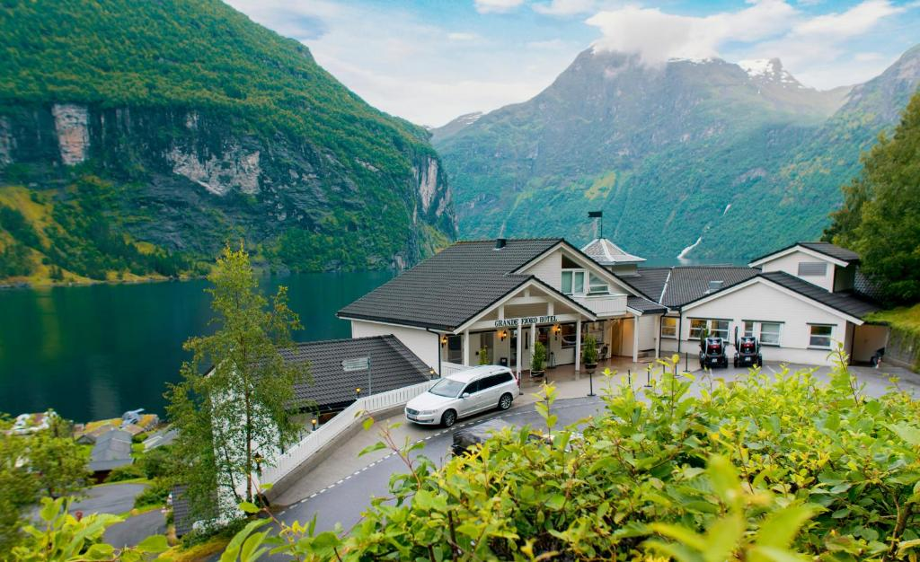 Grande Fjord Hotel, Geiranger, Norway - Booking