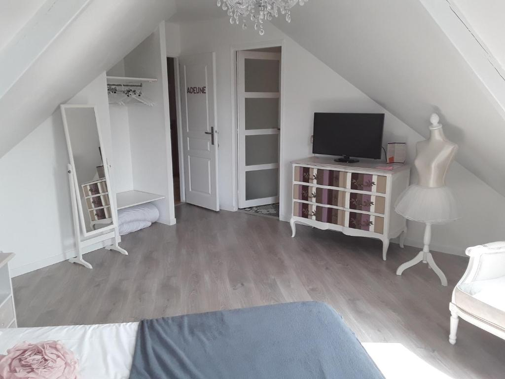 Chambre Hote La Baule Bed And Breakfast La Maison D Isabelle La Baule France Booking
