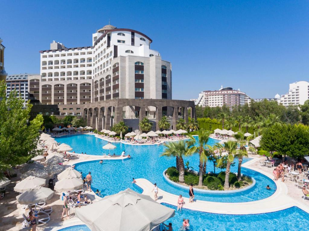 All Inclusive Turkije Prive Zwembad Melas Lara Hotel All Inclusive Turkije Lara Booking