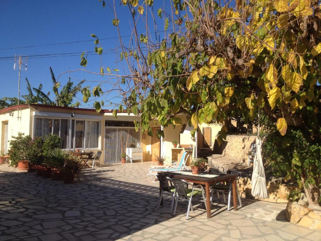 Innenhof Spanischer Häuser Vacation Home Fincapur Villajoyosa Spain Booking