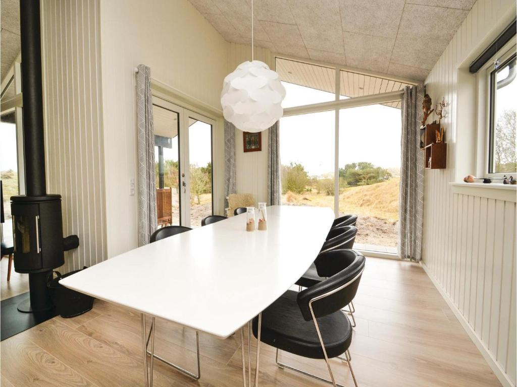 Kaminofen Varde Fanö Holiday Home Fanø 19 Dänemark Sønderho Booking
